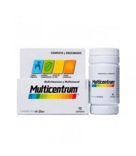 MULTICENTRUM 90 COMPRIMIDOS Multivitaminicos y Complen Alimentarios y vitamin