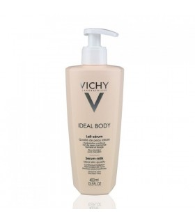 VICHY IDEAL BODY LECHE- SERUM 400 ML Hidratacion y Cosmetica Corporal