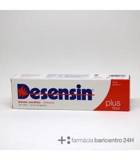 DESENSIN PLUS PASTA DENTIFRICA 125ML Pastas dentifricas y Higiene Bucal