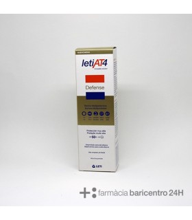 LETI AT4 DEFENSE SPF 50+ 100 ML Piel atopica y Higiene Corporal