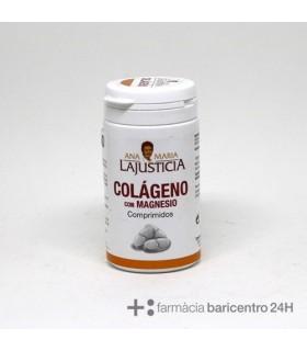 LA JUSTICIA COLAGENO CON MAGNESIO 75 COMPRIMIDOS Articulaciones y Cuidado Muscular