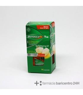 BEROCCA PERFORMANCE GO 14COMPRIMIDOS Vitalidad y Complen Alimentarios y vitamin