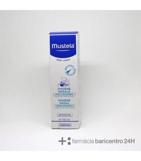 MUSTELA SPRAY HIGIENE NASAL ISOTONICO 150 ML Higiene nasal y Cuidado del bebe