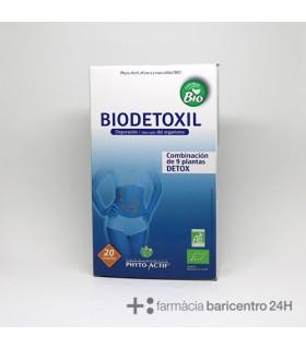 BIO BIODETOXIL PHYTO-ACTIF 20 AMP Detox y Nutricion y dietetica