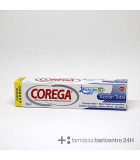 COREGA ACCION TOTAL CREMA FIJACION 3D 75 GR Fijacion y protesis y Higiene Bucal