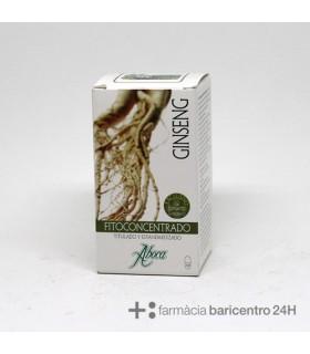 ABOCA GINSENG 50 CAPS Vitaminas y minerales y Terapias naturales