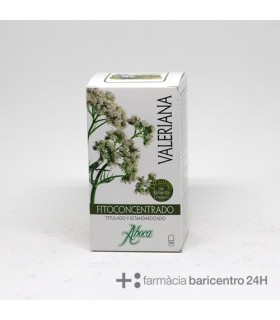 ABOCA VALERIANA 50 CAPS Relajante y Terapias naturales