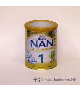 NESTLE NAN 1 H.A (EXCEL) 800G Leches infantiles y Alimentacion del bebe