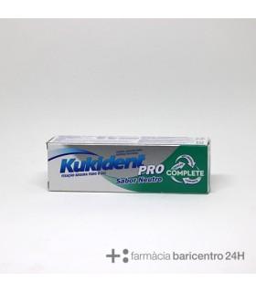 KUKIDENT PRO 47 GR SABOR NEUTRO Fijacion y protesis y Higiene Bucal