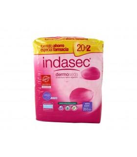 INDASEC EXTRA GDE 20 U Incontinencia y Higiene Intima