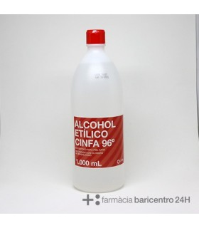 ALCOHOL CINFA 1000ML Heridas y Botiquin