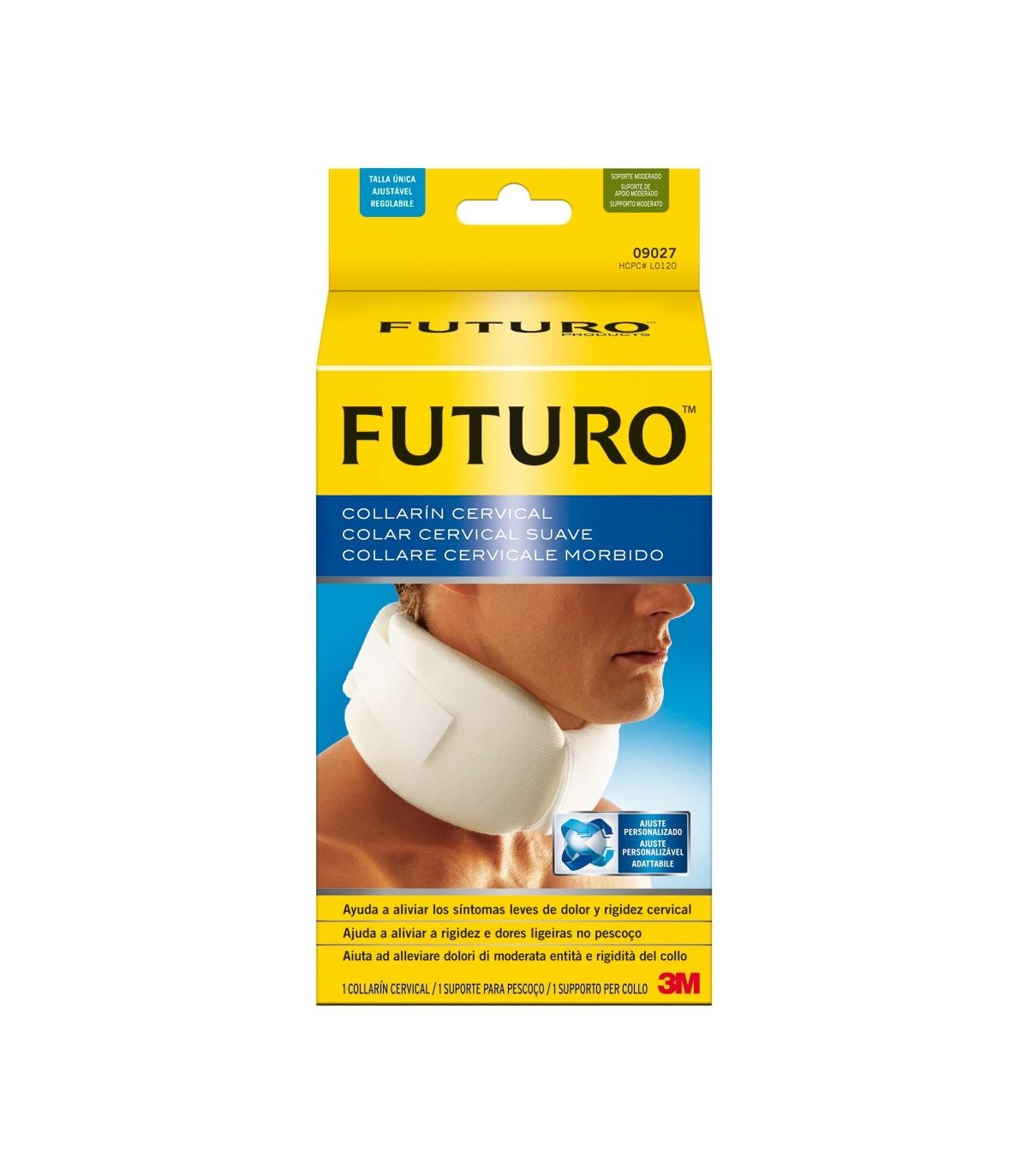 3M FUTURO COLLARIN CERVICAL AJUSTABLE