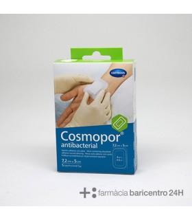 HARTMANN COSMOPOR APOSITO ESTERIL 7.2 X 5 Heridas y Botiquin