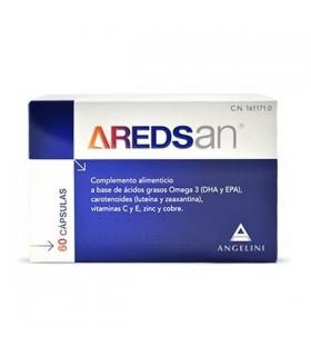 AREDSAN 60 CAPS Vista y Complen Alimentarios y vitamin
