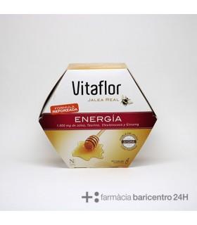 VITAFLOR JALEA REAL ENERGIA AMPOLLA BEBIBLE 200 Jaleas y Complen Alimentarios y vitamin