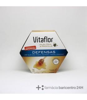 VITAFLOR JALEA REAL DEFENSAS AMPOLLA BEBIBLE 200 Jaleas y Complen Alimentarios y vitamin