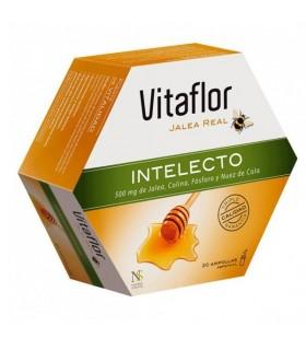 VITAFLOR INTELECTO 20 AMPOLLAS Jaleas y Complen Alimentarios y vitamin