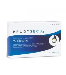 BRUDY SEC 1,5 90 CAPS Vista y Complen Alimentarios y vitamin