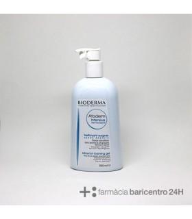 BIODERMA ATODERM GEL MOUSSANT 500 ML Piel atopica y Higiene Corporal