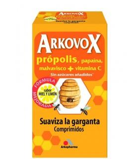 ARKOVOX PROPOLIS + VITAMINA C COMP MASTICABLES 2 Vitaminas y minerales y Terapias naturales