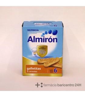 ALMIRON ADVANCE GALLETITAS 6 CEREALES Papillas y Alimentacion del bebe