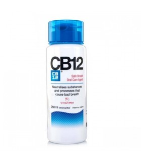 CB12 COLUTORIO 250 ML Halitosis y Higiene Bucal