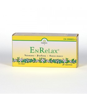 ENRELAX VALERIANA 84 CAPS Relajante y Terapias naturales