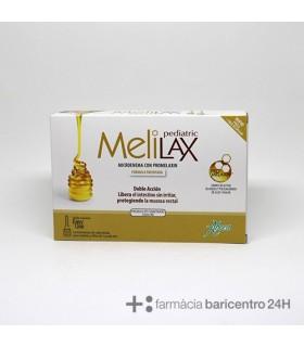 ABOCA MELILAX PEDIATRIC 6 MICROENEMAS Cuidado digestivo y Terapias naturales