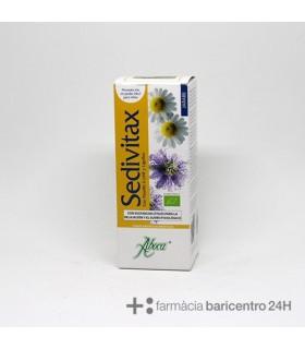 ABOCA SEDIVITAX JARABE PEDIATRICO 220 G. Relajante y Terapias naturales