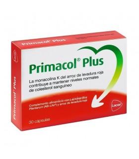 PRIMACOL PLUS 30 CAPSULAS Colesterol y Cuidado Circulatorio