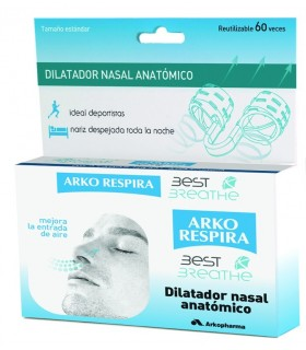 ARKORESPIRA DILATADOR NASAL Congestion Nasal y Cuidado Respiratorio
