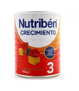 NUTRIBEN CRECIMIENTO LECHE 800 G Leches infantiles y Alimentacion del bebe