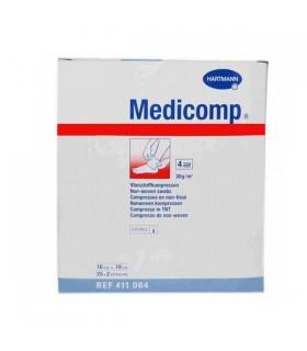 HARTMANN MEDICOMP COMPRESA ESTE 10 X 10 CM 20 U Heridas y Botiquin