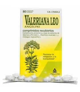 VALERIANA LEO ANGELINI 90 COMPRIMIDOS Relajante y Terapias naturales