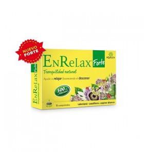 ENRELAX FORTE 15 COMPRIMIDOS Relajante y Terapias naturales
