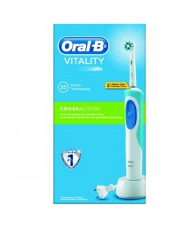 ORAL B CEPILLO ELECTRICO VITALITY CROSS ACTION Cepillos y Higiene Bucal