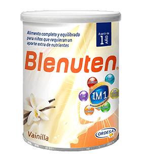 BLENUTEN VAINILLA 400 GR Vitalidad y Complen Alimentarios y vitamin