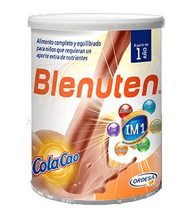 BLENUTEN COLA-CAO 400 GR Vitalidad y Complen Alimentarios y vitamin
