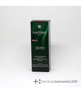 RENE FURTERER OKARA MASCARILLA BRILLO 100 ML Mascarillas y Higiene Capilar