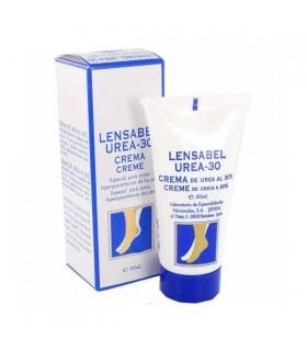LENSABEL UREA-30 CREMA 50 ML Hidratacion y Higiene de Pies
