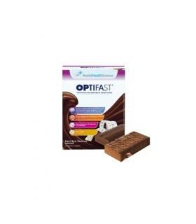OPTIFAST BARRITAS CHOCOLATE 6 UNIDADES Dieta y Adelgazamiento