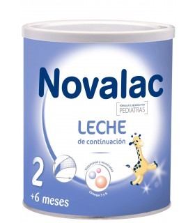 NOVALAC 2 800 G Leches infantiles y Alimentacion del bebe