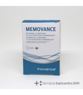INOVANCE MEMOVANCE 60 CAPSULAS Memoria y estudio y Complen Alimentarios y vitamin