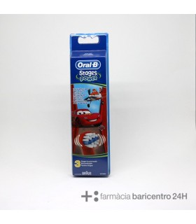 ORAL-B RECAMBIO KIDS Cepillos y Higiene Bucal