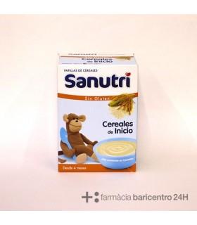 SANUTRI CEREALES SIN GLUTEN 600G Papillas y Alimentacion del bebe