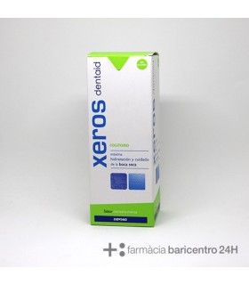 XEROS DENTAID COLUTORIO 500 ML. Sequedad bucal y Higiene Bucal