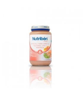 NUTRIBEN POTITO FIBRA CIRUELA PLATANO NARANJA Potitos y Alimentacion del bebe