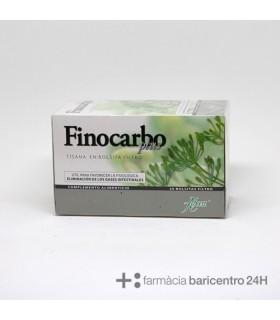 ABOCA FINOCARBO 20 BOLSITAS FILTRO Cuidado digestivo y Terapias naturales
