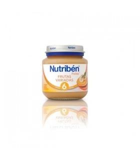NUTRIBEN POTITO FRUTAS VARIADAS 130G Potitos y Alimentacion del bebe