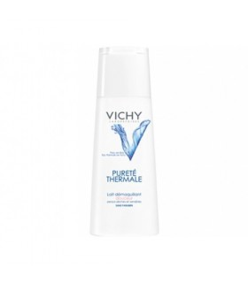VICHY LECHE DESMAQUILLANTE NORMAL-MIXTA 200 ML Leches desmaquillantes y Limpieza Facial